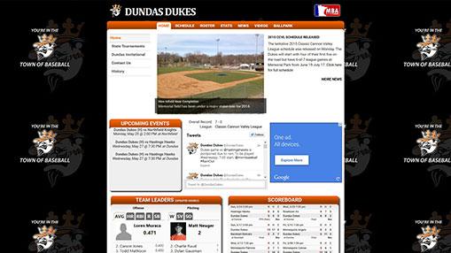 website example 1